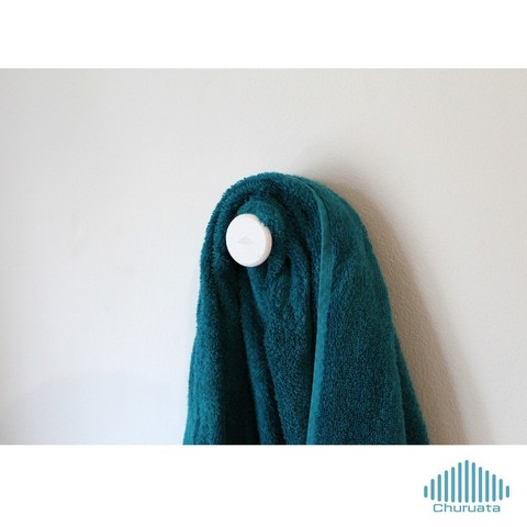 Download free 3D printer files Towel Hanger, Churuata3D