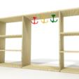 Download free 3D printing models Hook Hanger, Churuata3D