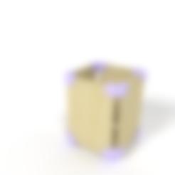 Free STL file Modular Box, Churuata3D