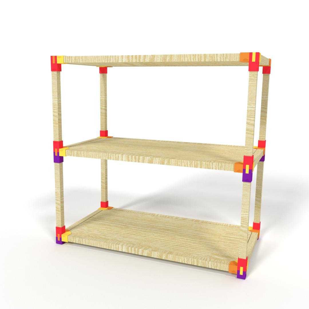 j00i.png Download free STL file Japanese Joints • 3D print template, Churuata3D