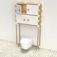 Free 3D print files Modular Furniture Connectors, Churuata3D