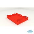 01a.png Download free STL file MKS Base 1.5 Aluminum Extrusion Case • Object to 3D print, Churuata3D