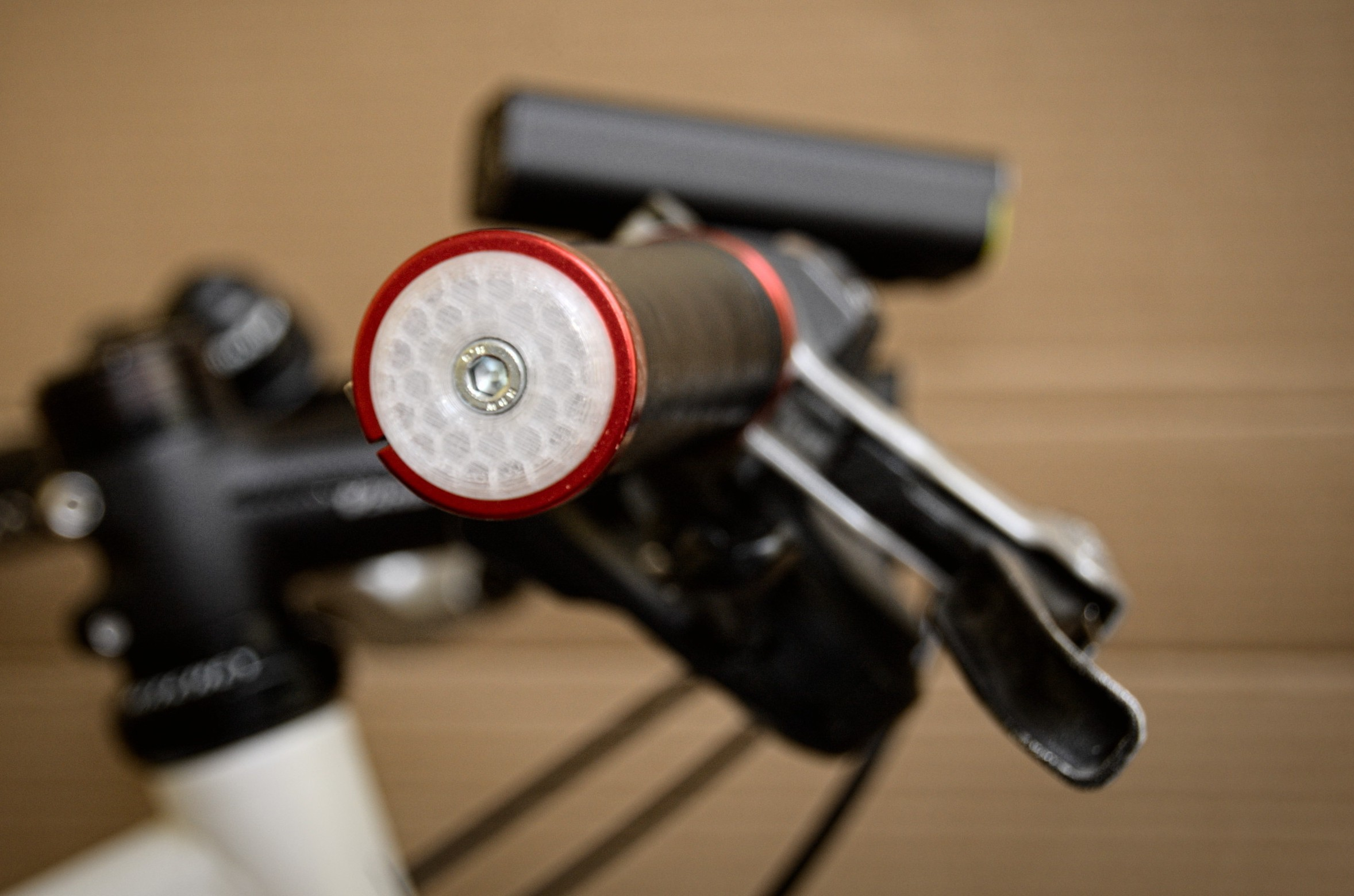 DSC_2231cr.jpg Download free STL file Bar-End bike Plugs • Object to 3D print, Stamos