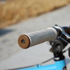 Modèle 3D gratuit Bouchons de vélo Bar-End, Stamos