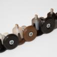 Capture d'écran 2018-02-05 à 10.39.32.png Download free STL file Bar-End bike Plugs • Object to 3D print, Stamos