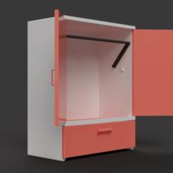 Descargar archivos 3D gratis Muñeca Closet, Stamos