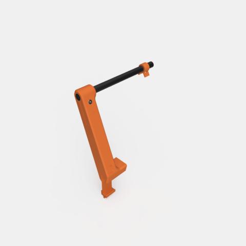 Versatile_Spool_Holder_2_2018-Feb-13_08-36-18PM-000_CustomizedView31670124453.png Télécharger fichier STL gratuit Porte-bobine polyvalent pour Prusa MK2/3 (et cadres d'extrusion 2020)) • Design imprimable en 3D, Stamos