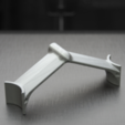 Capture d'écran 2017-03-27 à 18.19.37.png Download free STL file Mudguard Bridge Front • Object to 3D print, Stamos