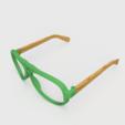 Free 3D print files Aviator Sunglasses, Stamos
