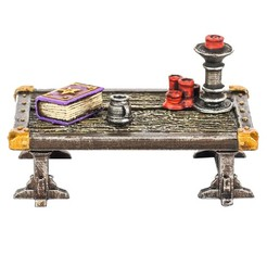 Modelo STL HG3D Household Table - 28mm, Hobgoblin3D