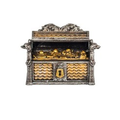 STL HG3D Grand Chest - 28mm, Hobgoblin3D
