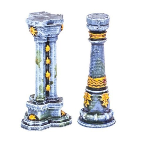3D print model HG3D Freemasons Pillar Kit, Hobgoblin3D