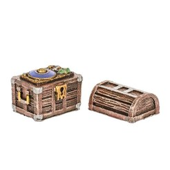 3d print files HG3D Dungeon Chest - 28mm, Hobgoblin3D