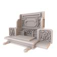 Archivo 3D Altar Portátil Aventureros HG3D - 28mm, Hobgoblin3D