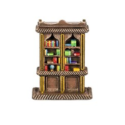 stl HG3D Household Bookcase - 28mm, Hobgoblin3D