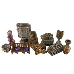 3D printer file HG3D Dungeon&Worship Deluxe Bundle - 28mm, Hobgoblin3D