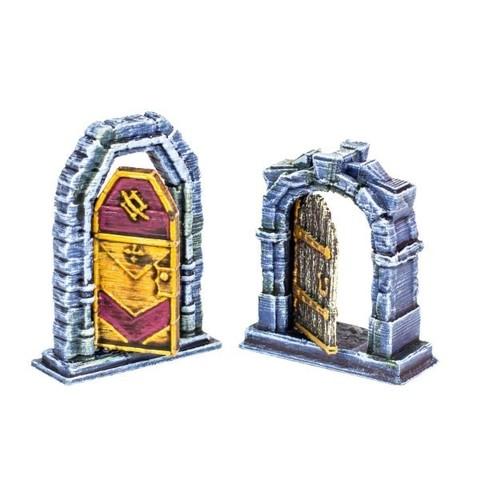 3D print model HG3D Freemasons Door Kit, Hobgoblin3D