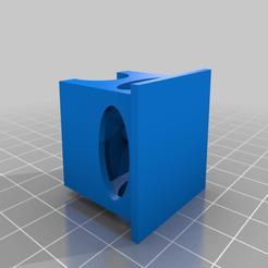 Front_foot.png Télécharger fichier STL gratuit Prusa I3 MK2 : pieds antivibratoires • Design imprimable en 3D, Michel6