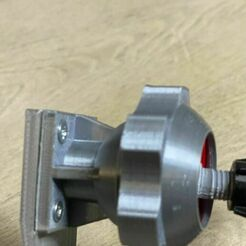 IMG_0719.jpg Télécharger fichier STL Ball joint with clamping screw, Rotule avec vis de serrage • Design pour impression 3D, Michel6