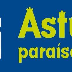 Download STL file asturias • 3D printer object, RubenMenendezIglesias