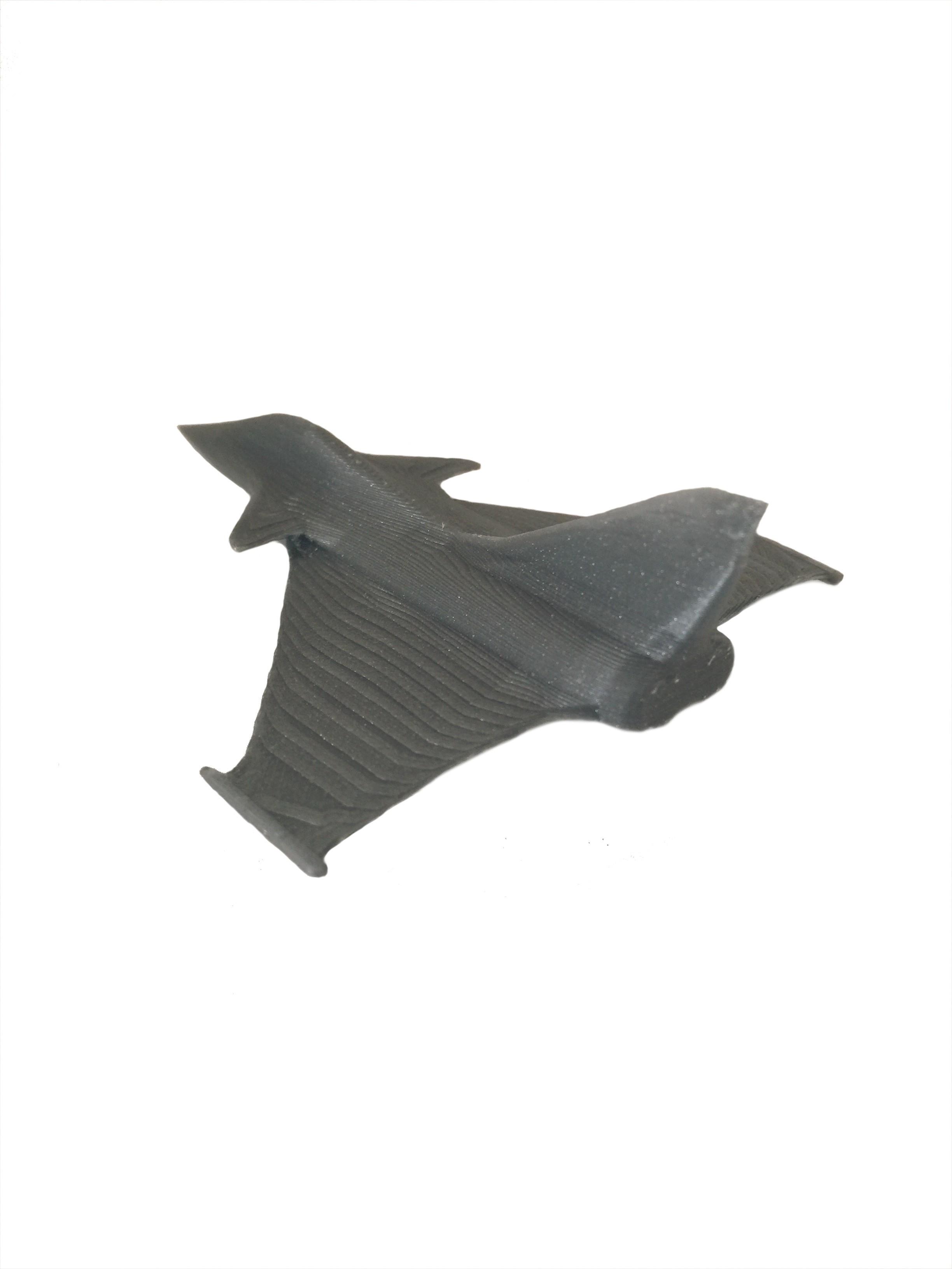 photo 3.jpg Download free STL file Rafale Aircraft • 3D printer template, Benjamin_P