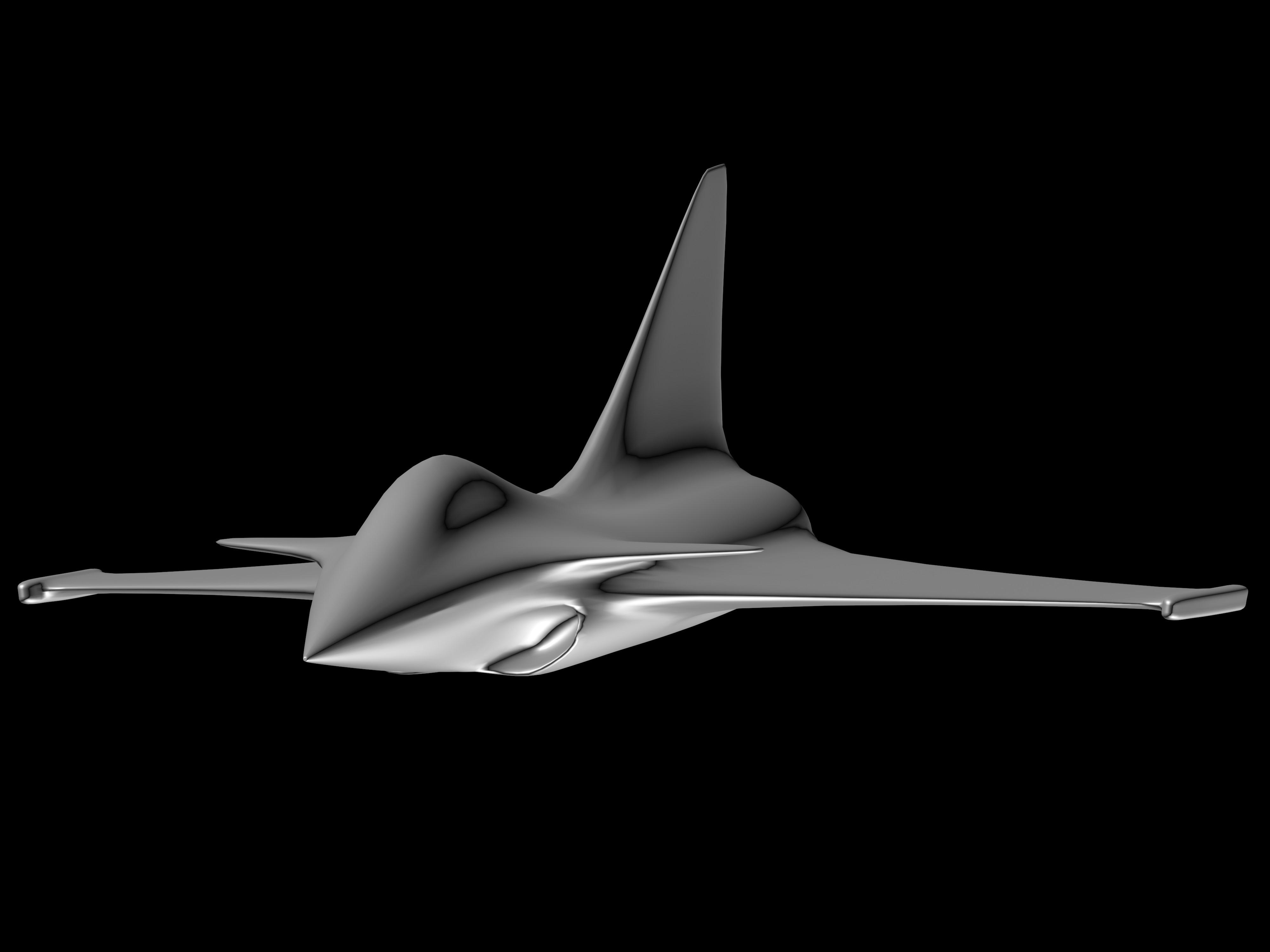 Rafale.jpg Download free STL file Rafale Aircraft • 3D printer template, Benjamin_P