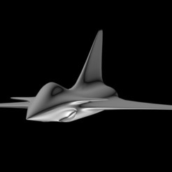 Download free STL files Rafale Aircraft, Benjamin_P