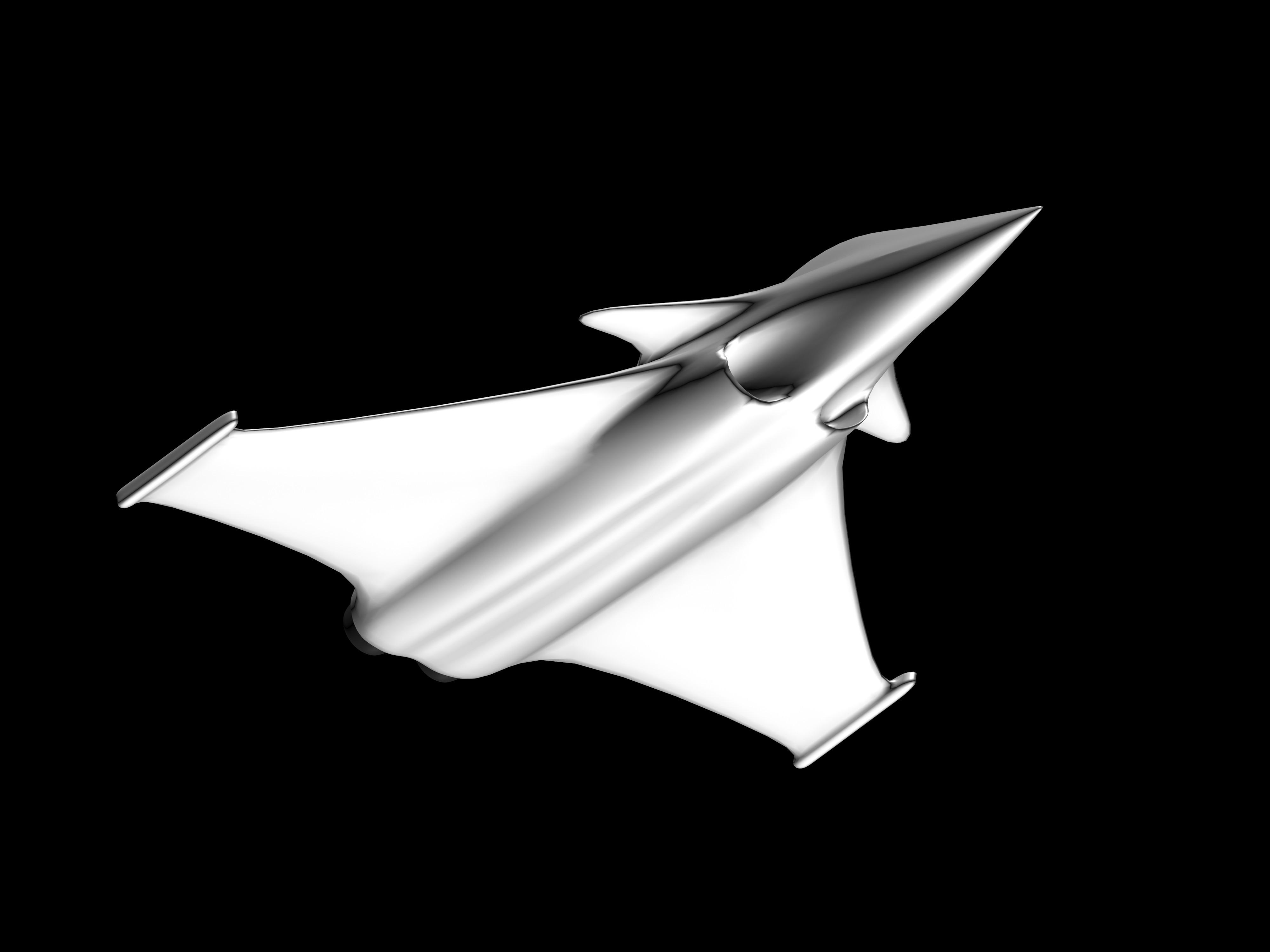 Rafale 3.jpg Download free STL file Rafale Aircraft • 3D printer template, Benjamin_P