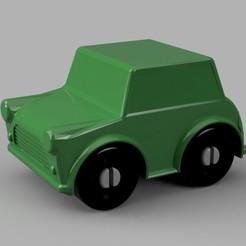 Imprimir en 3D gratis Austin Mini - Duplo Competible, MixedGears