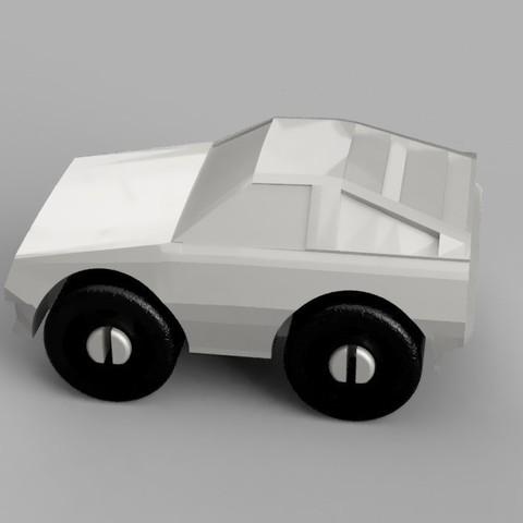 Archivos 3D gratis Delorean - Compatible con Duplo, MixedGears
