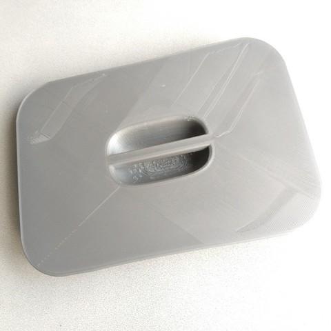 Free 3D printer designs Organic Waste Bin Cover, MixedGears