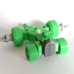 IMG_20200329_113555.jpg Download free STL file PrintABlock Car Radiator • 3D print design, MixedGears