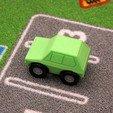STL gratuit Volkswagen Golf GTI - Compatible Duplo, MixedGears