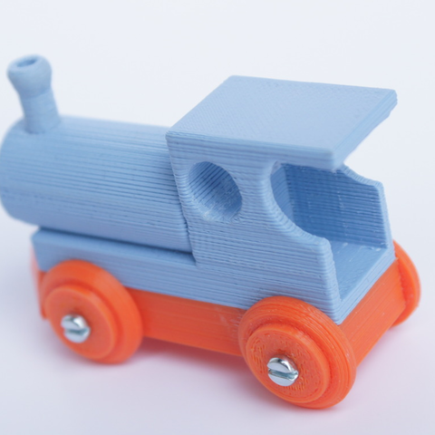 Capture d'écran 2017-09-13 à 11.18.07.png Download free STL file  BRIO like Steam Engine - Upgrade and assembled • Design to 3D print, MixedGears