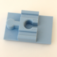 Free 3d printer model Duplo To Brio Converter Brick - rmx, MixedGears