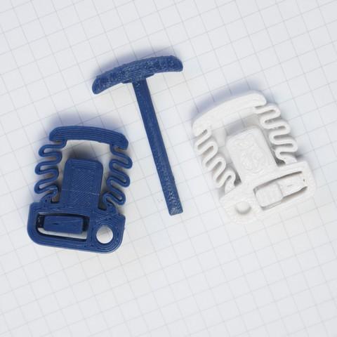 Free stl 3DK Launcher - 3DKitbash.com - Print & Play, MixedGears