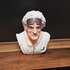 Imprimir en 3D Emmett Brown, Matt5