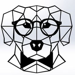 Download 3D printing designs labrador, nono3228