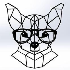 Télécharger fichier STL chihuahua , nono3228