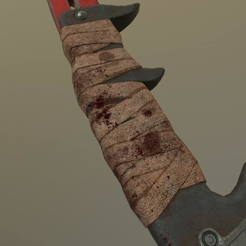 305a92c4cf86002ac9106eafd811c090_display_large.jpg Download free STL file Ice Tool Axe from Tomb Raider • 3D print template, HarryHistory