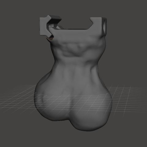 Sack1.JPG Download STL file Testicle Ballsack Airsoft adapt • 3D printing template, LordLilapause