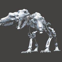 3900d13b746d11d812e1c6992e9dec63_display_large.jpg Download free STL file Cerberus • 3D printing design, LordLilapause