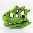 Capture d'écran 2017-03-28 à 15.25.30.png Télécharger fichier STL gratuit Dinosaur Skull • Modèle pour impression 3D, LordLilapause