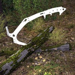 Free 3D printer model Ice Tool Axe from Tomb Raider, LordLilapause
