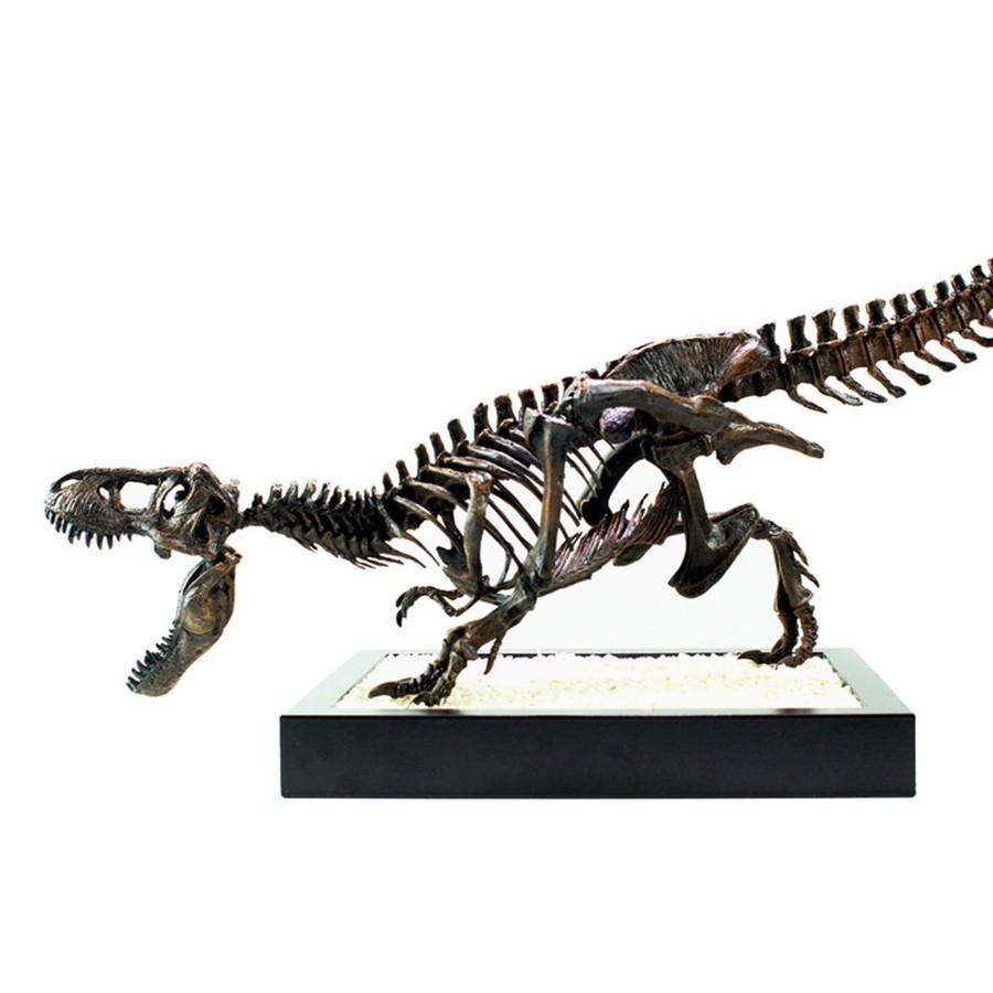 zrtsfd.jpg Télécharger fichier STL gratuit T-Rex Skeleton - Leo Burton Mount • Objet à imprimer en 3D, LordLilapause