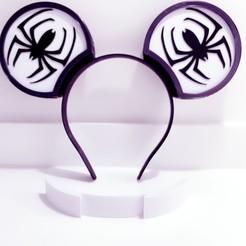 IMG_8786.JPG Download STL file Ears illuminated with magnets • 3D printing model, kikenana