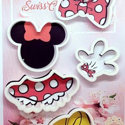 4b6e6a_2319f0eb65eb4fc2b414492194aed4af~mv2.jpg Download STL file 5 Pcs Minnie Mouse cutter set • 3D printer template, kikenana