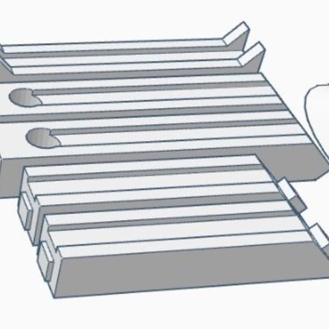 Lampe démontée.jpg Download STL file The Ark of Light - Desk Lamp for Precision Work • 3D printer object, Eskice