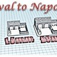 Hen house - Medieval to Napoleonic.jpg Download STL file Henhouse and Piggy Box - Medieval Wargame to Napoleon • 3D printable object, Eskice