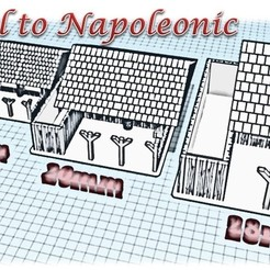 3D printer files The Stable - Medieval Wargame at Napoléon, Eskice